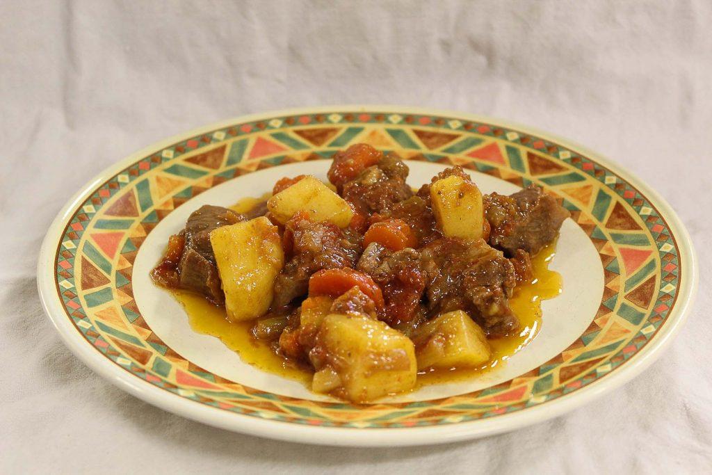 Spezzatino di carne con patate